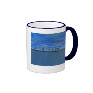 A Day In Paradise/A planet's Demise - Mug Promo