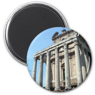 A Day in Rome 2 Inch Round Magnet