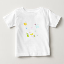 A day in spring baby T-Shirt