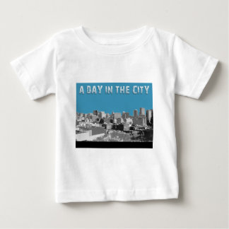 A Day In The City Baby T-Shirt