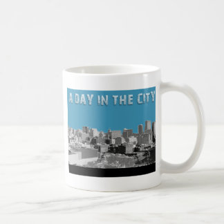 A Day In The City Coffee Mug