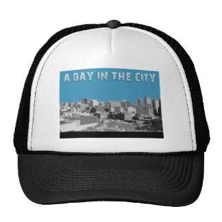 A Day In The City Trucker Hat