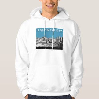 A Day In The City Hoodie
