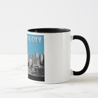 A Day In The City Mug