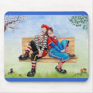 A Day In The Park In Auguste Mouse Pad