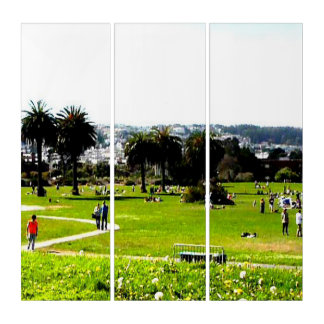 A Day In The Park Triptych