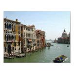 A Day in Venice 4.25x5.5 Paper Invitation Card