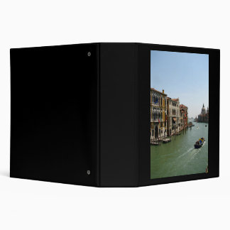 A Day in Venice Binder