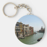A Day in Venice Key Chain