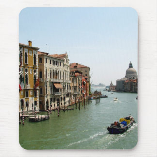 A Day in Venice Mouse Pad