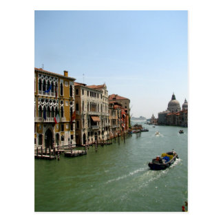 A Day in Venice Postcard