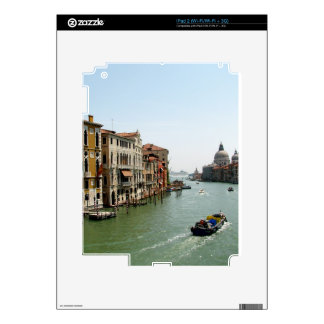A Day in Venice Skin For iPad 2