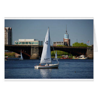 A day on the Charles Card