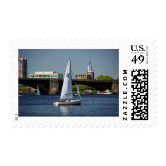 A day on the Charles Postage