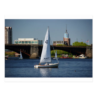 A day on the Charles Postcard