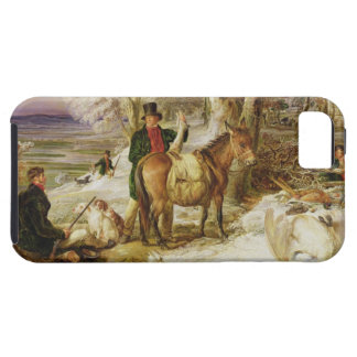 A Day s Sport 1826 oil on canvas iPhone 5 Cover