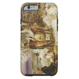 A Day s Sport 1826 oil on canvas iPhone 6 Case