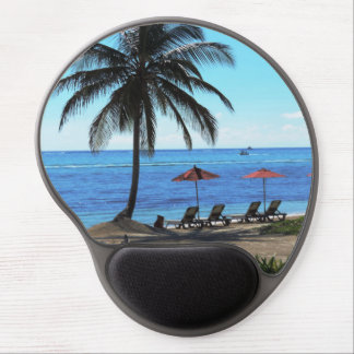 A day under the palm gel mouse pad