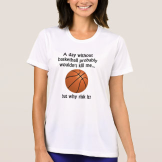 A Day Without Basketball Shirts