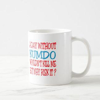 A Day Without Kumdo. Mug