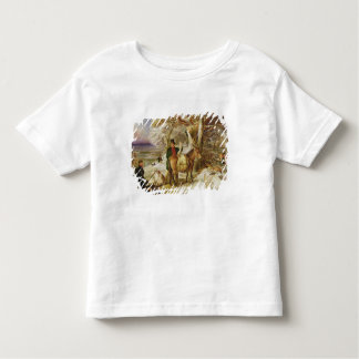 A Day's Sport, 1826 (oil on canvas) Toddler T-shirt