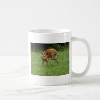 A Dear Deer Itch Coffee Mug