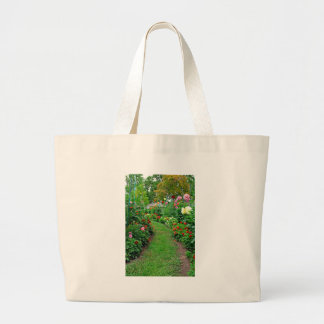 A Decadent Romance Large Tote Bag