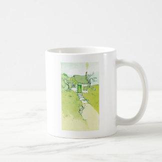 A Decrepit Little House Classic White Coffee Mug