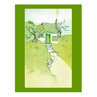 A Decrepit Little House Postcards