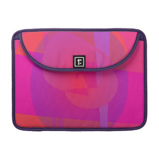 A Deep Pink Cell Sleeve For MacBooks
