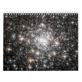 A Deep Space Stellar Spectacular Calendar