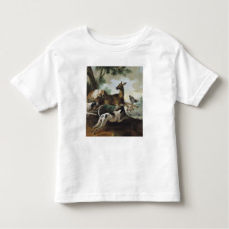 A Deer Chased by Dogs, 1725 Shirt