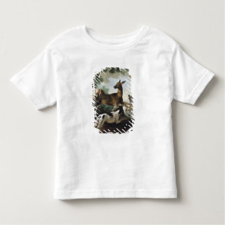 A Deer Chased by Dogs, 1725 Toddler T-shirt