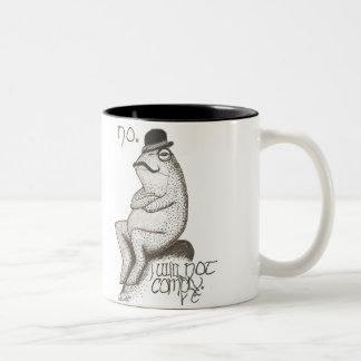 'A Defiant Sir' 15 oz. Coffee Mug