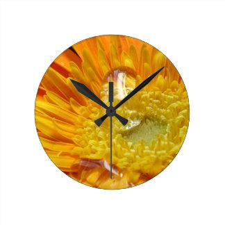 A Delicate Drop Clock