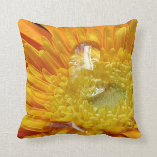 A Delicate Drop Pillow