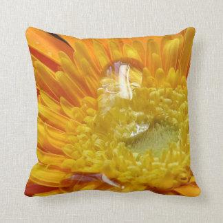 A Delicate Drop Pillow