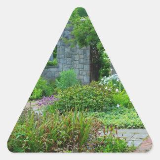A Delightful Inheritance Triangle Sticker