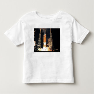 A Delta IV Heavy rocket lifts off Toddler T-shirt