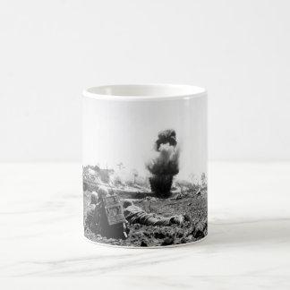 A demolition crew from the 6th Marine_War Image Coffee Mug
