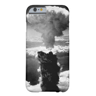 A dense column of smoke rises _War Image Barely There iPhone 6 Case
