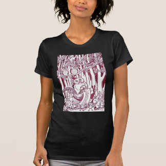 A Deputation of the Animals and Birds T-Shirt