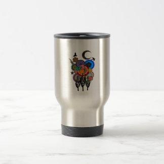 A Desert Festival Travel Mug