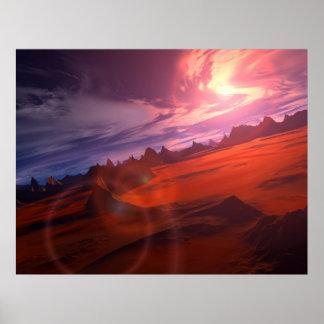 A Desert Too Far Print