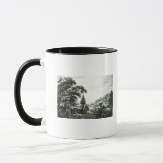 A Design to represent the beginning and Mug