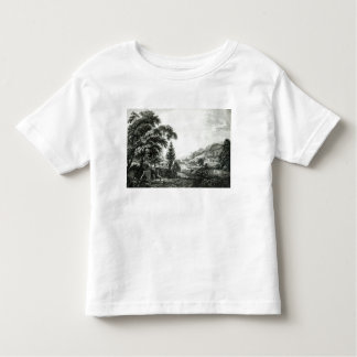 A Design to represent the beginning and Toddler T-shirt
