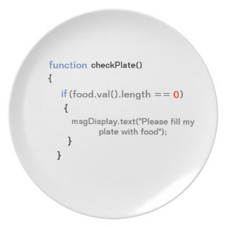 A Developers Plate