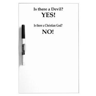 A Devil #2 Dry Erase Whiteboards