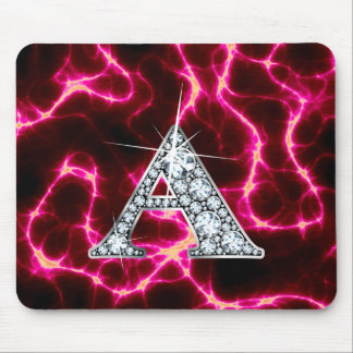 """A """"Diamond Bling"""" Mouse Pad"""