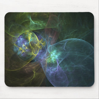 A Diaphanous Existence Mouse Pad